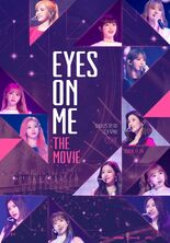 Eyes On Me The Movie Poster ver. 1