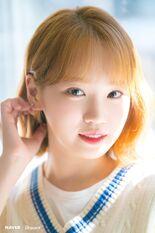 Naver x Dispatch 2020 Chaewon 1