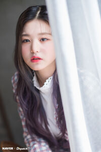 Naver x Dispatch Wonyoung 1