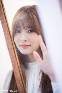 Naver x Dispatch Minju 6