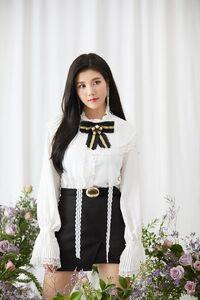 BTS Photo Shoot Eunbi
