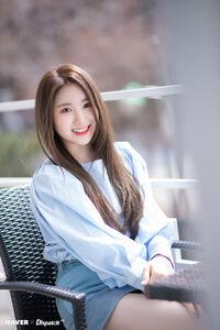 Naver x Dispatch Chaeyeon 3