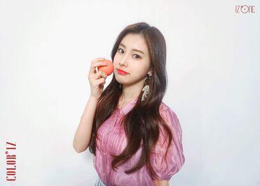 Hyewon Color Ball Teaser