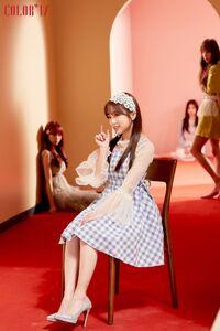 MV Behind the scenes Nako 1