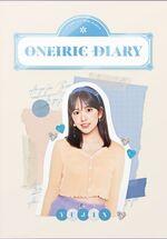 Oneiric Diary Diary Yujin