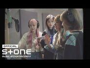 -Rewind - Blossom- 3!4! 녹음 비하인드 by IZ*ONE (아이즈원)