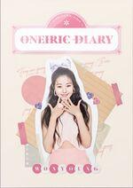 Oneiric Diary Diary Wonyoung