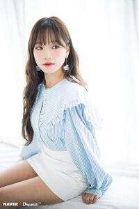 Naver x Dispatch Yuri 2