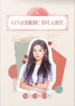 Oneiric Diary Diary Hyewon