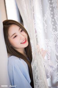 Naver x Dispatch Chaeyeon 6