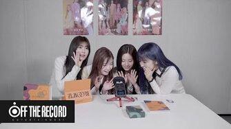 IZ*ONE (아이즈원) - 1st Album BLOOM*IZ 언박싱 ASMR 'I WILL' ver.