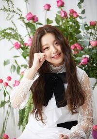 BTS Photo Shoot Wonyoung