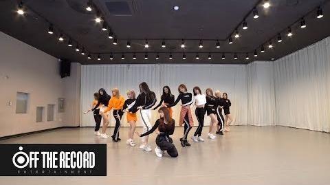IZ*ONE_(아이즈원)_-_'FIESTA'_Dance_Practice
