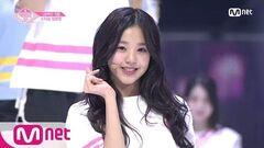 PRODUCE48 단독 직캠 일대일아이컨택ㅣ장원영 - ♬내꺼야 180629 EP