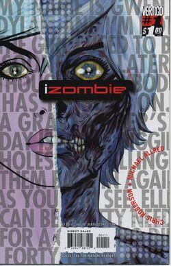 I, Zombie Vol 1 1.jpg