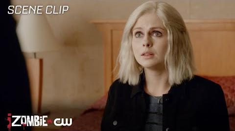 "IZombie - ""My Really Fair Lady"" Scene - The CW"
