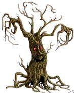 Воюющее дерево