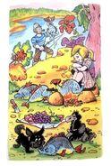 Элли и её друзья в Долине чудесного винограда. Илл. Александра Шахгелдяна