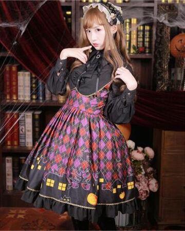 Halloween-witch-pumpkin-gingham-lolita-jsk-gbyl-132-4.jpg