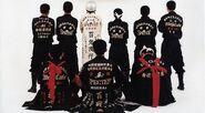 Bosozoku-fashion