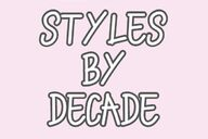 Styles By Decade