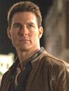 Jack Reacher played by Tom Cruise