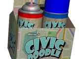 Civic Doodle