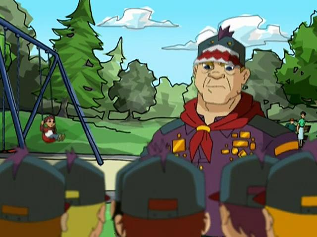 Jackie Chan Adventures S05 04 Dragon Scouts