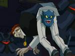 Finn Wearing Ikazuki's Mask