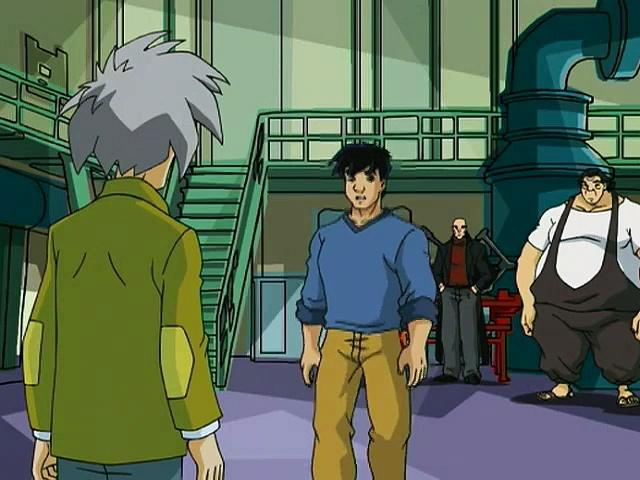 Jackie Chan Adventures S03 17 Attack Of The J-Clones