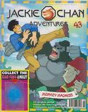 Jackie Chan Adventures Magazine 43