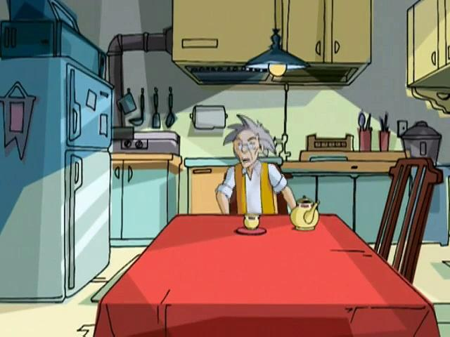 Jackie Chan Adventures S05 12 The Powers That Be (Part 1)