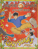 Jackie Chan Adventures Magazine: Christmas Special