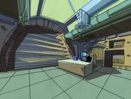 Captain Black's Section 13 Office