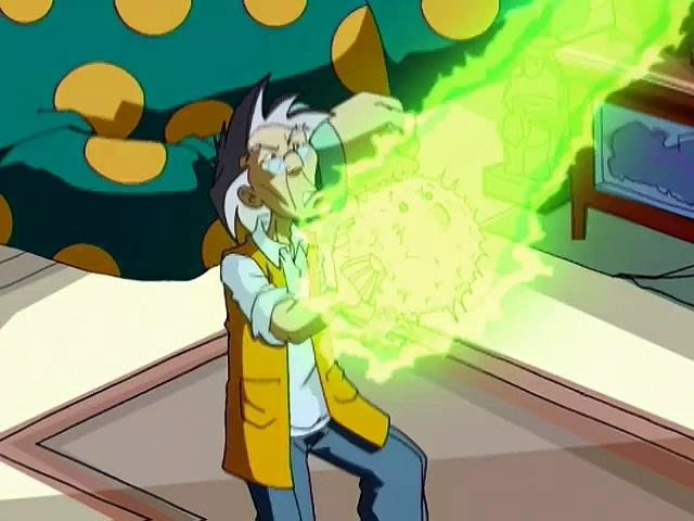 Jackie Chan Adventures S04 08 The Shadow Eaters
