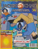 Jackie Chan Adventures Magazine 34