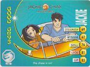 Jackie card 43