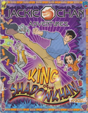 Jackie Chan Adventures Magazine: King of the Shadowkhan Special