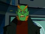Captain Black Wearing Midori's Mask