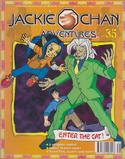 Jackie Chan Adventures Magazine 35
