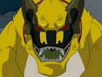 Scruffy Wearing Kiiro's Mask