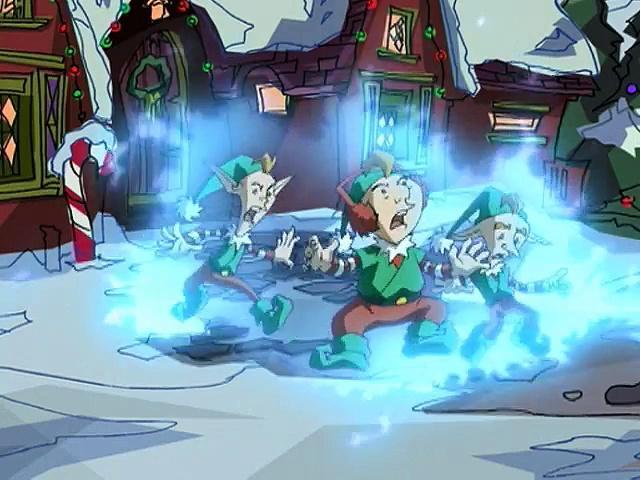 Jackie Chan Adventures S03 10 A Jolly J-Team Xmas