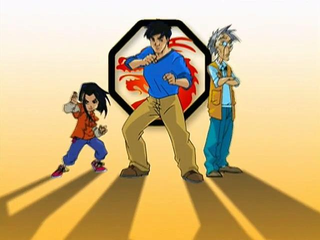 Jackie Chan Adventures S02 35 The Chi Of The Vampire