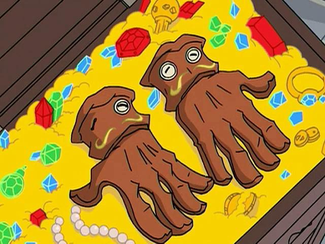 Jackie Chan Adventures S02 33 Glove Story