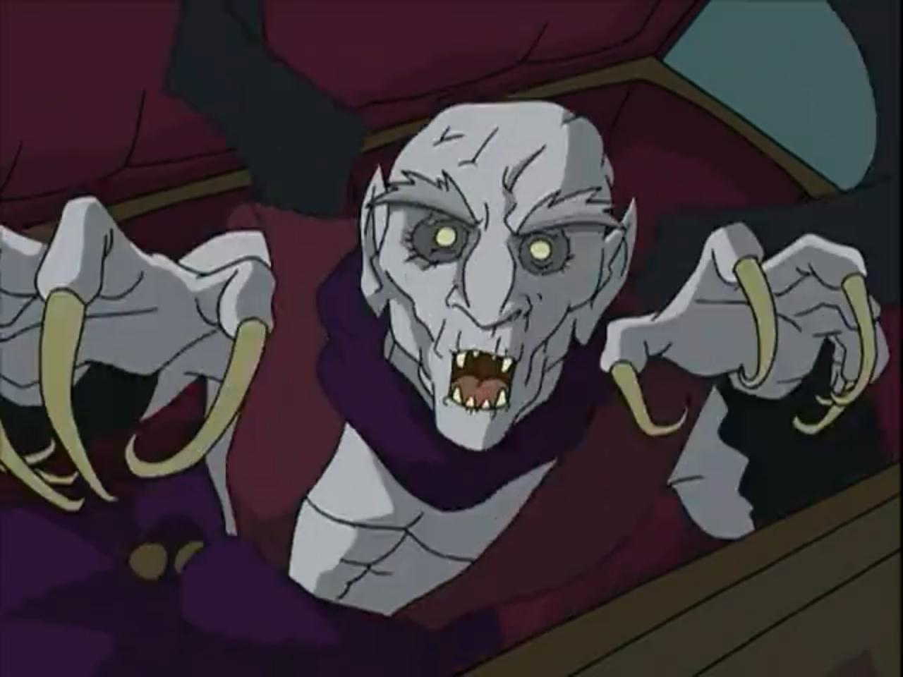 Chi of the Vampire