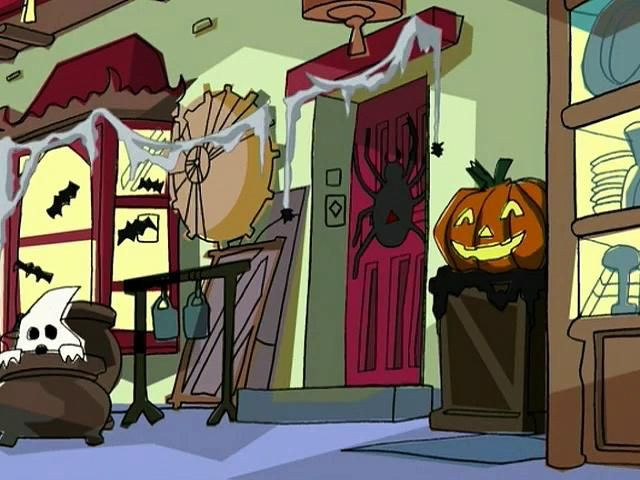 Jackie Chan Adventures S04 06 Fright Night Fight