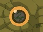The Snake's Eye Snake Talisman