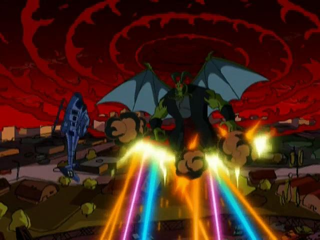 Jackie Chan Adventures S05 13 The Powers That Be (Part 2)