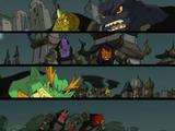 Ninja Twilight