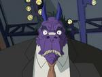 Ratso Wearing Murasaki's Mask